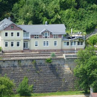 Bahnhof Laufenburg