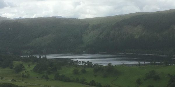 Thirlmere from Sticks Path