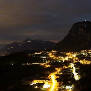 Panorama di Fai della Paganella