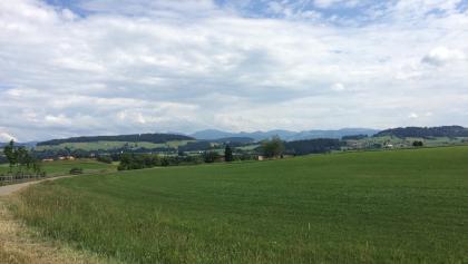 Blick von Lindenberg
