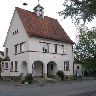 Rathaus Wangen