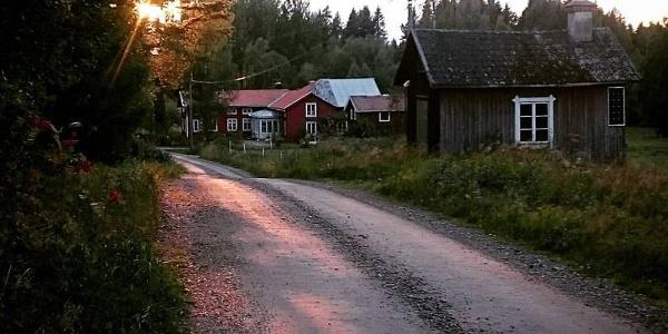 Vägen mot Nirsgård