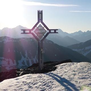 Upia Peak ski tour