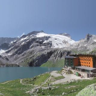 Granatspitzgruppe - Weißsee Gletscherwelt