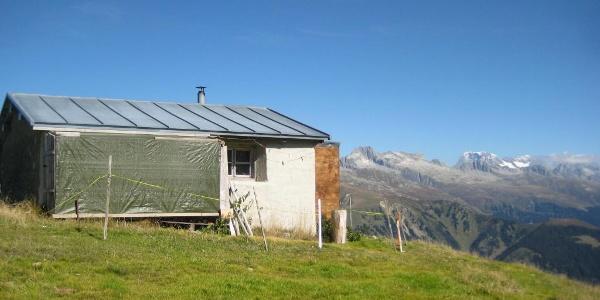 Hütte Stavel sisum