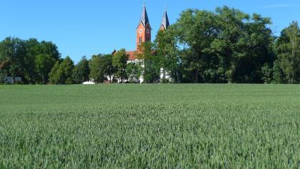 Vilsbiburg Kloster Maria Hilf