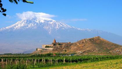 Armenien, Land aus Stein