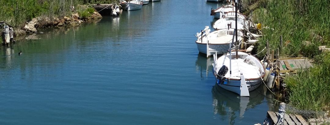 Kanal in Port d' Andratx