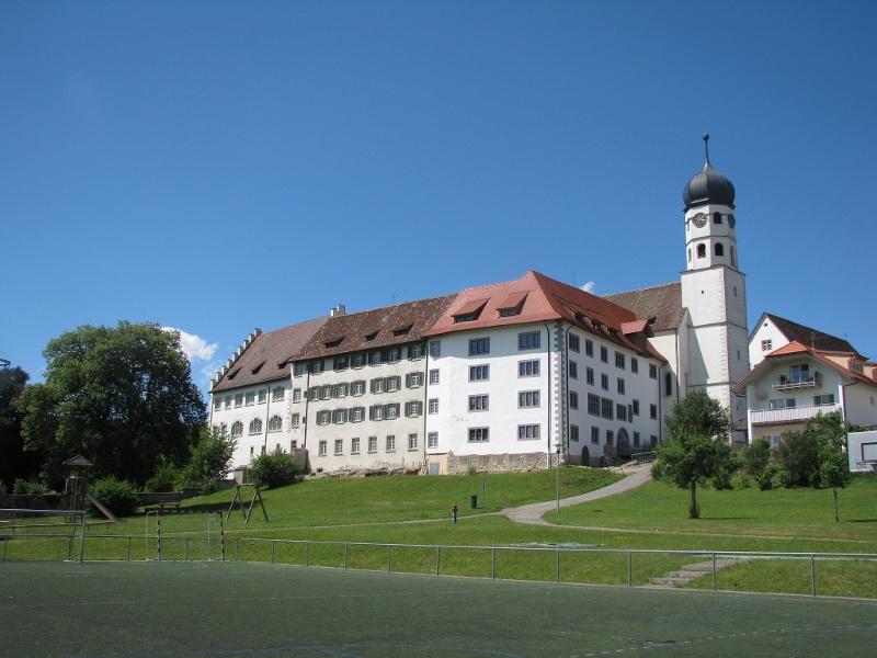 Kloster in Öhningen