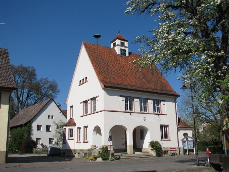 Rathaus in Wangen