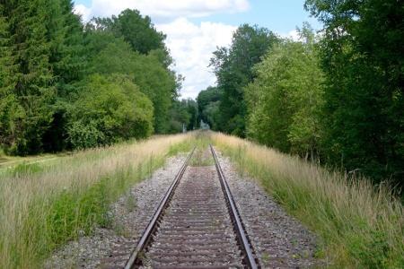 Es fährt ein Zug nach Nirgendwo ...