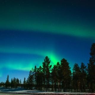 Nordlichter Lappland