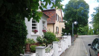 KM 0,4 / Anliegerstraße entlang der Pfinz