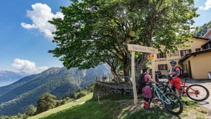 Alpe di Neggia Bike