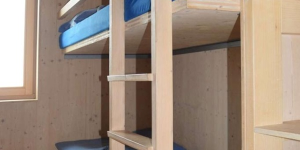 Zimmer im Schiestl-Haus des ÖTK