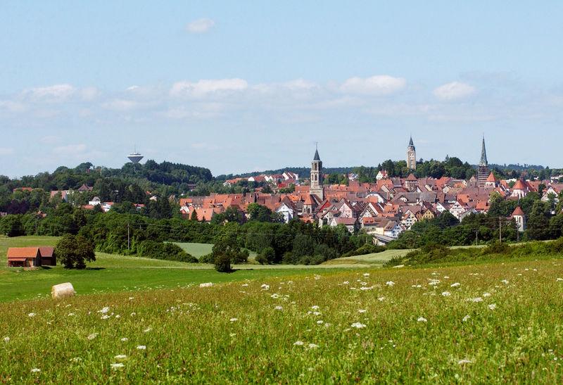 Heidelberg-Schwarzwald-Bodensee-Radweg - Etappe 4