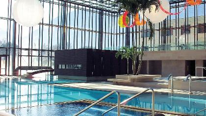 Terme Merano, piscina coperta
