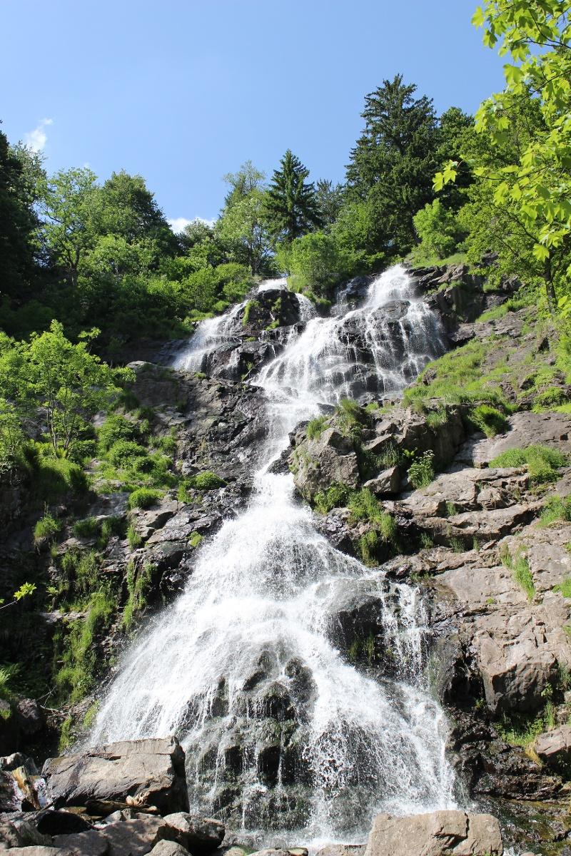 Genießerpfad - Wasserfallsteig