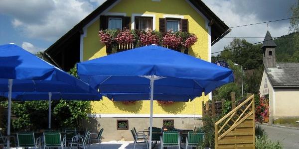 Gasthaus Neuhäusl Kainach_Außenansicht