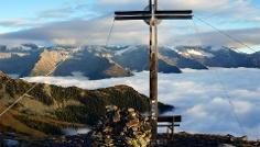 Panoramic route Trejer Alm (Äußere Michlreis Alm) [alpine hut] – Sonnklar Nock [hillock]