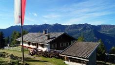 Sentiero Daimer e Kellerbauer – Mühlwalder Jöchl [giogo] – Weizgruber Alm [malga] – Selva dei Molini (Pietersteiner Alm [malga]) – Molini di Tures