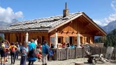 Trejer Alm (Äußere Michlreis Alm) [alpine hut]