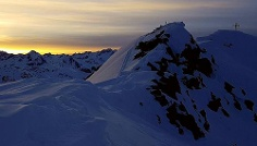 Skitour: Speikboden - Daimerweg