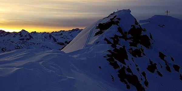 Gipfel   Skitouren am Speikboden