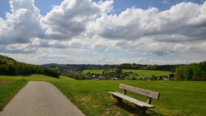 Blick auf Wallefeld