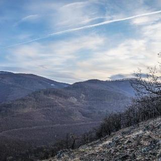 Kemence felé a Nagy-völgy