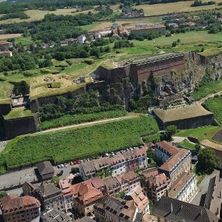 Citadelle de Belfort © Fernand Lienard