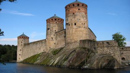 Burg Olavinlinna