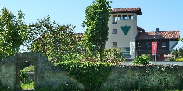 Haus der Deutschen Weinstraße Bockenheim