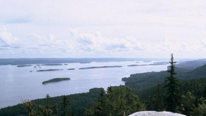 Aussicht vom Koli-Berg