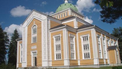 Kirche von Kerimäki