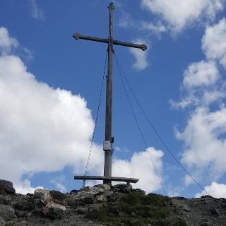 Gipfelkreuz Königanger