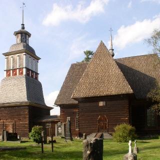 Alte Kirche von Petäjävesi