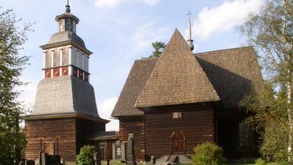 Petäjävesi Old Church