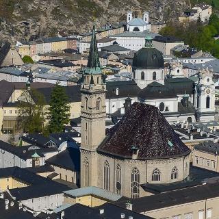Franziskanerkirche Salzburg