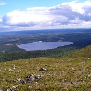 Pallas-Yllästunturi Nationalpark