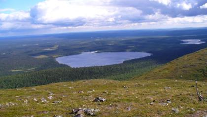 Pallas-Yllästunturi Nationalpark