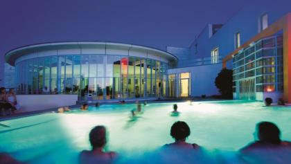 Baden in der Kaiser Therme Bad Abbach