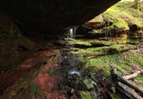 Großer Wasserfall Hexenklamm (Foto: , Quelle: WANDERarena)