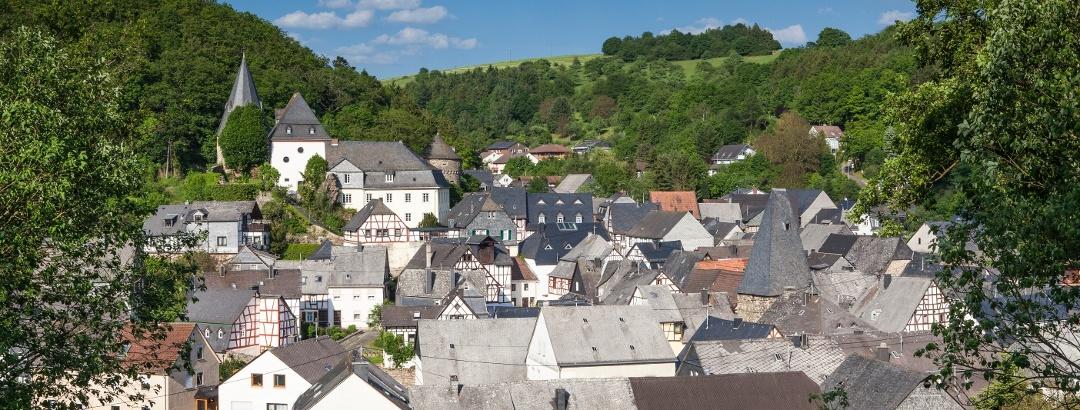 Mittelalterliches Herrstein