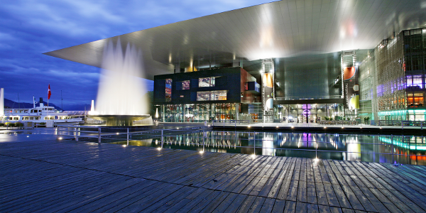 Culture and Convention Center Lucerne (KKL)