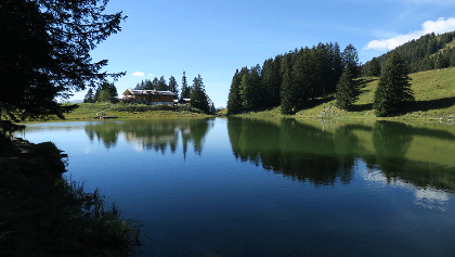 Am Lac Retaud.