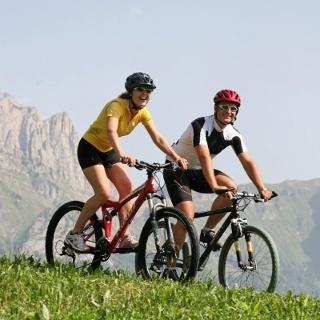 Biken am Grabserberg