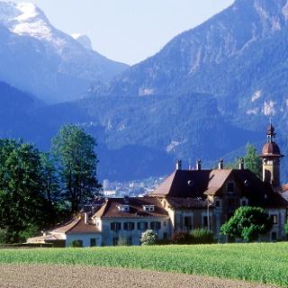 Schloss Sins in Paspels