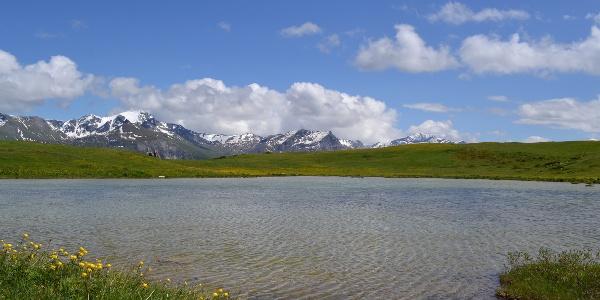 Bergsee Libi