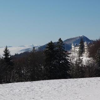 Kurhaus Weissenstein Winter